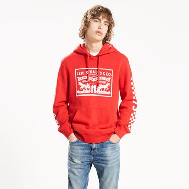 Graphic Pullover Hoodie at Levi's in Daytona Beach, FL | Tuggl