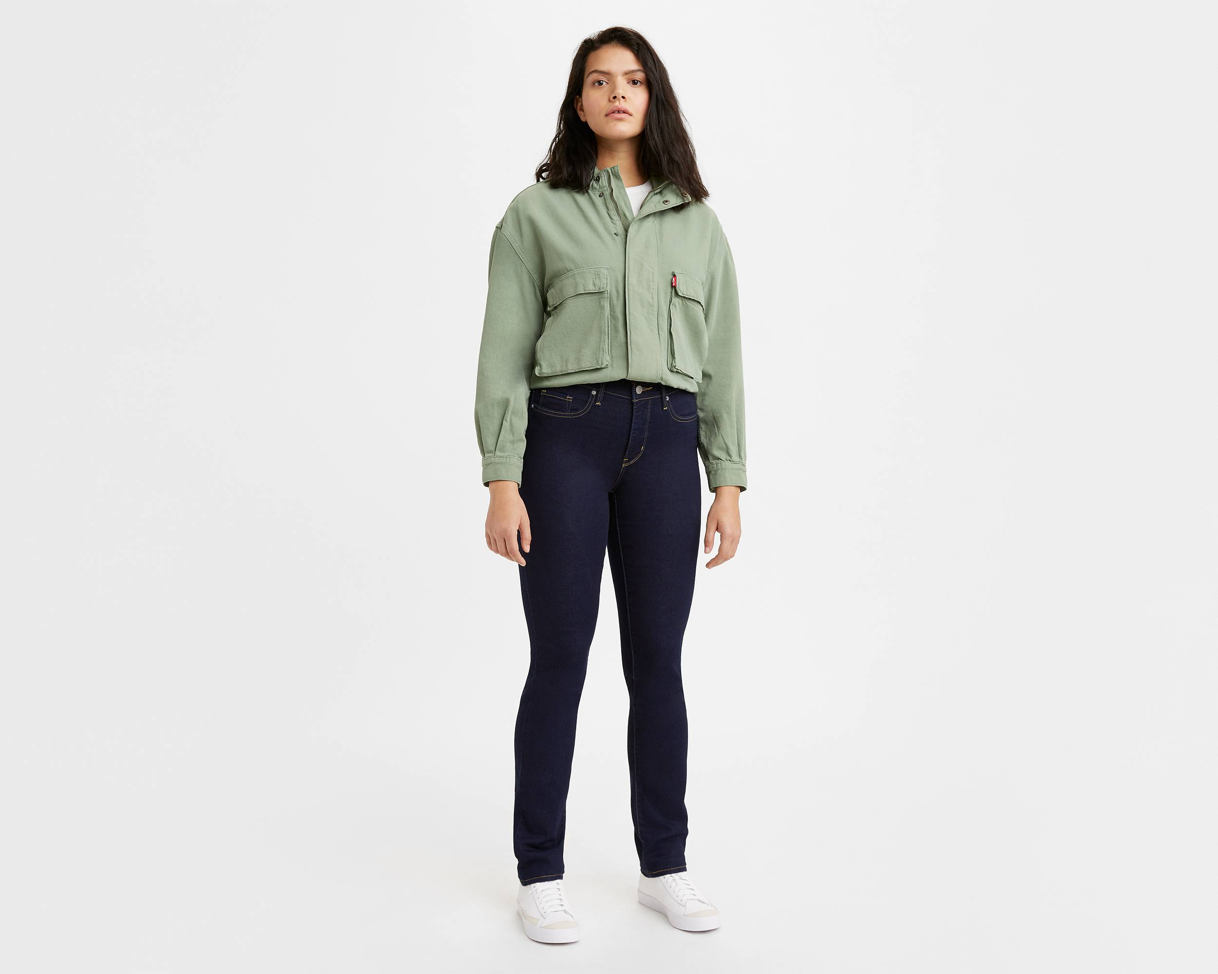 312 Shaping Slim Jeans   Darkest Sky  Levi's® United States (US)