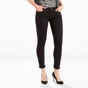 Black Skinny Jeans | Shop Jeggings for Women | Levi&39s®