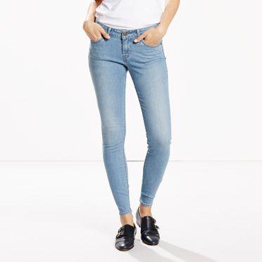 811 Curvy Skinny Jeans