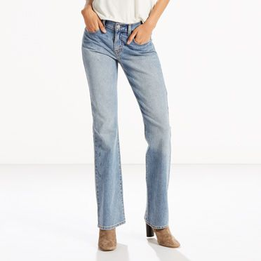 415 Relaxed Boot Cut Jeans
