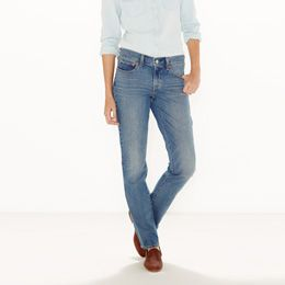 414 Relaxed Straight Jeans