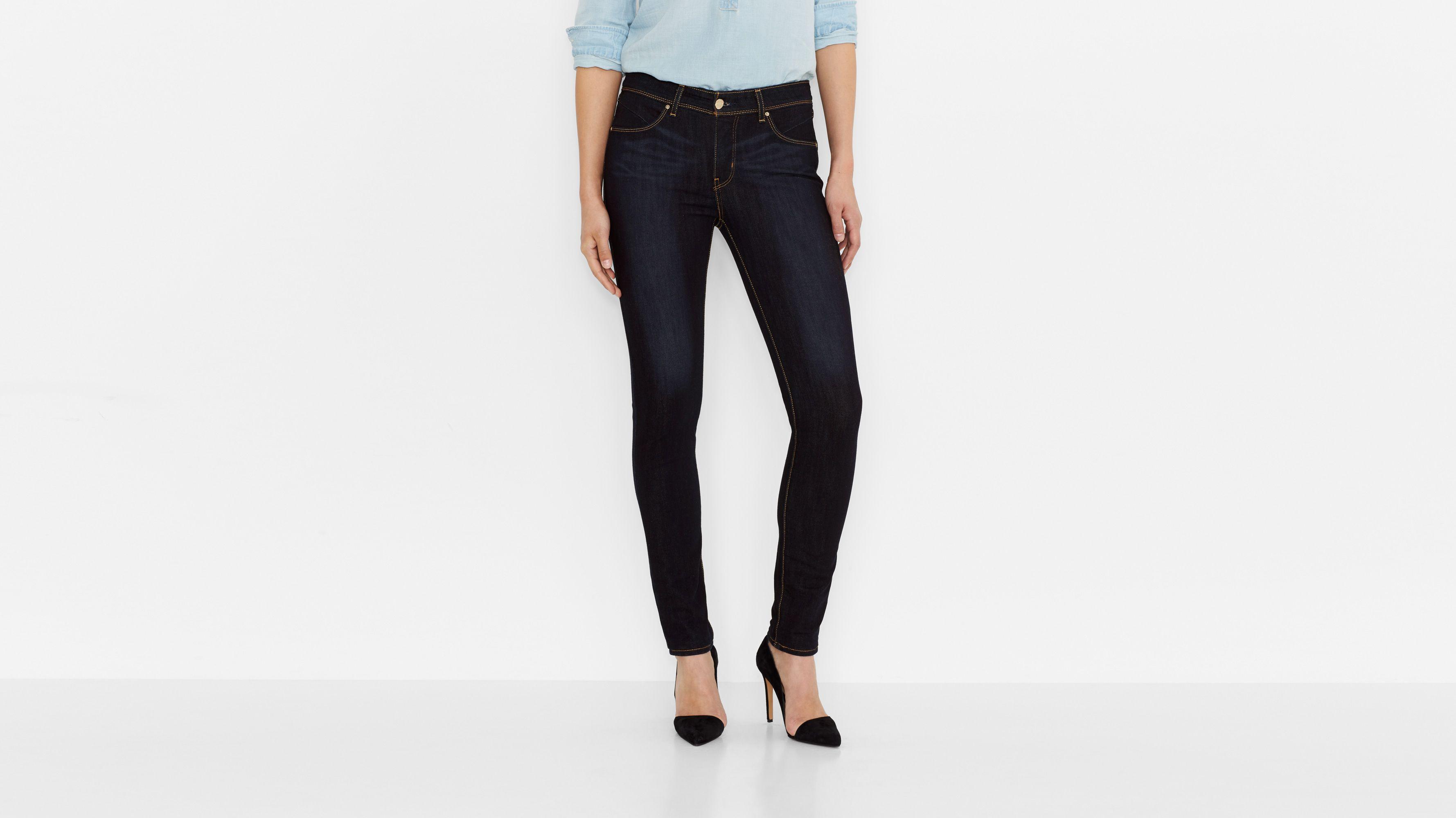 Levi's® Revel™ Demi Curve Skinny Jeans - Pressed Dark
