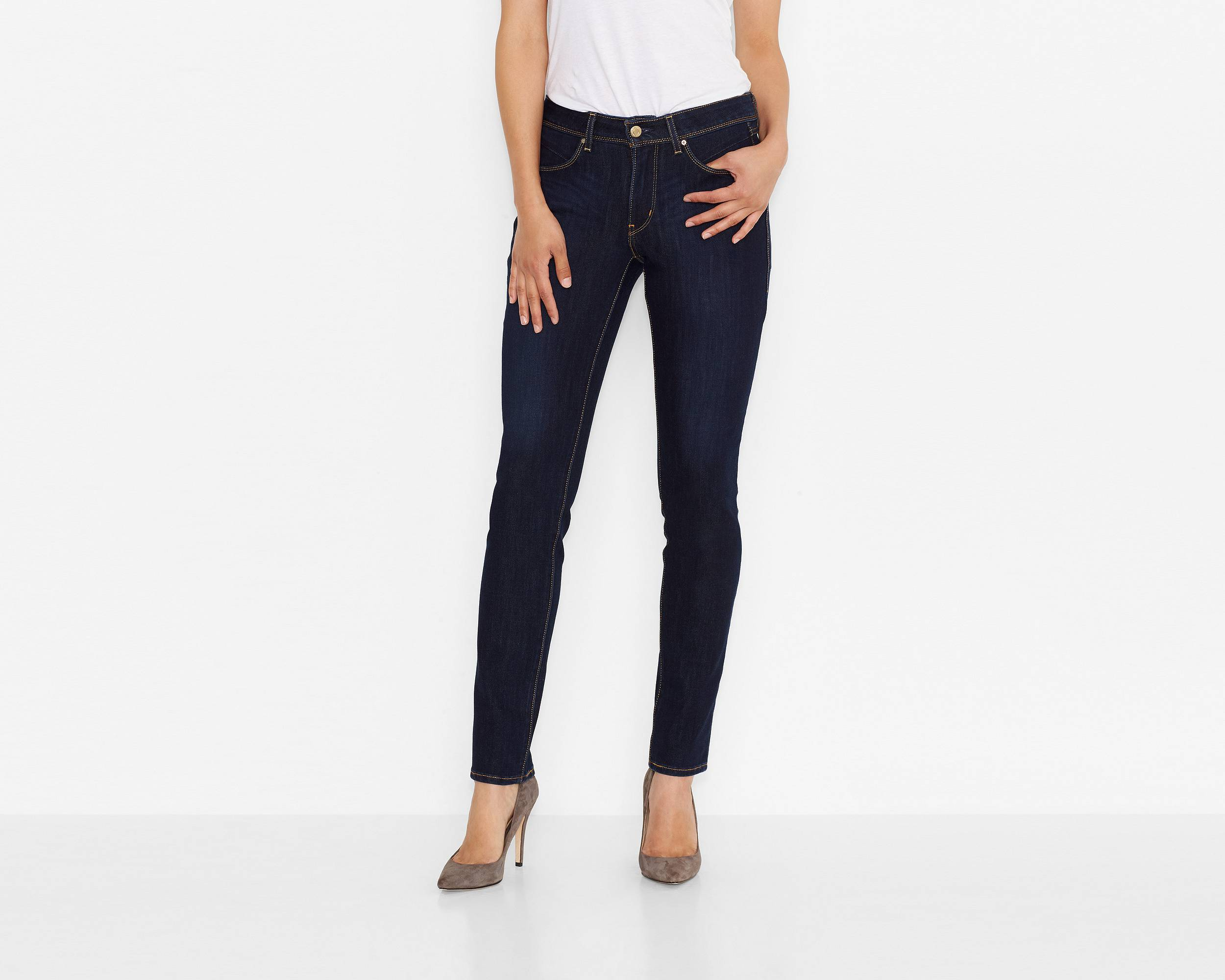 Push up jeans damen levis