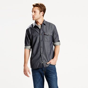 Levis® x Pendleton® Wool Workshirt