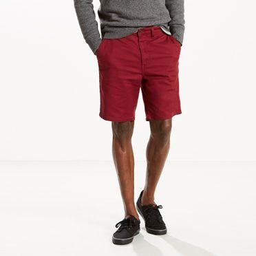 Straight Chino Shorts at Levi's in Daytona Beach, FL | Tuggl