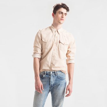 Levi's® WellThread™ Western Shirt at Levi's in Daytona Beach, FL | Tuggl
