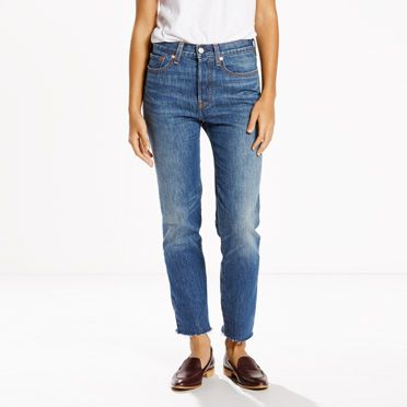 Slim Jeans for Women - Shop Slim Straight Jeans | Levi's®