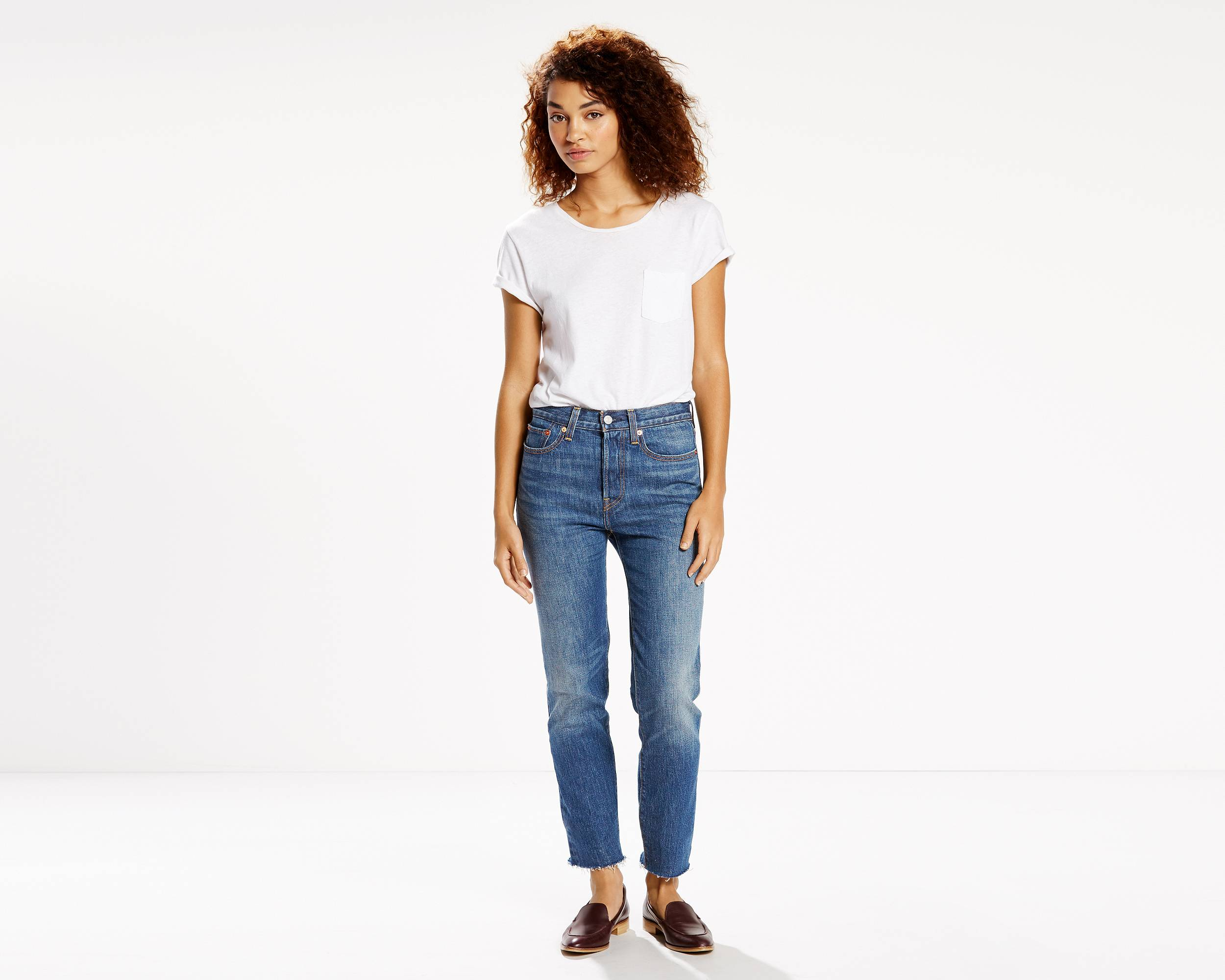Wedgie Fit Jeans | Coyote Desert |Levi's® United States (US)