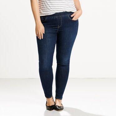 Perfectly Slimming Pull on Leggings (Plus)