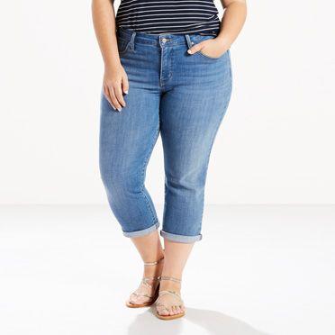 Plus Size & Petite Denim Clothing - Extended Sizes   Levi's®