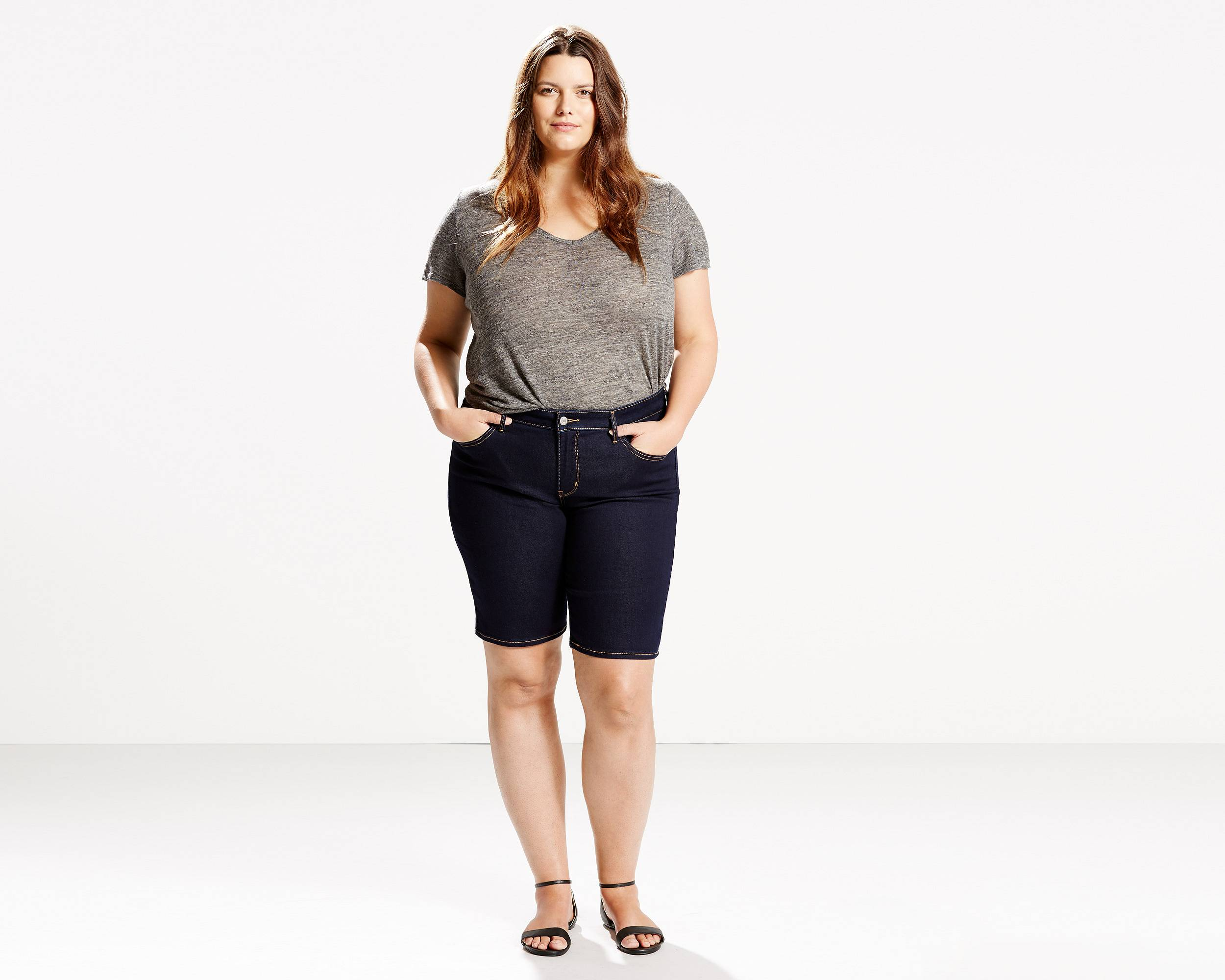 tall plus size jeans - Jean Yu Beauty