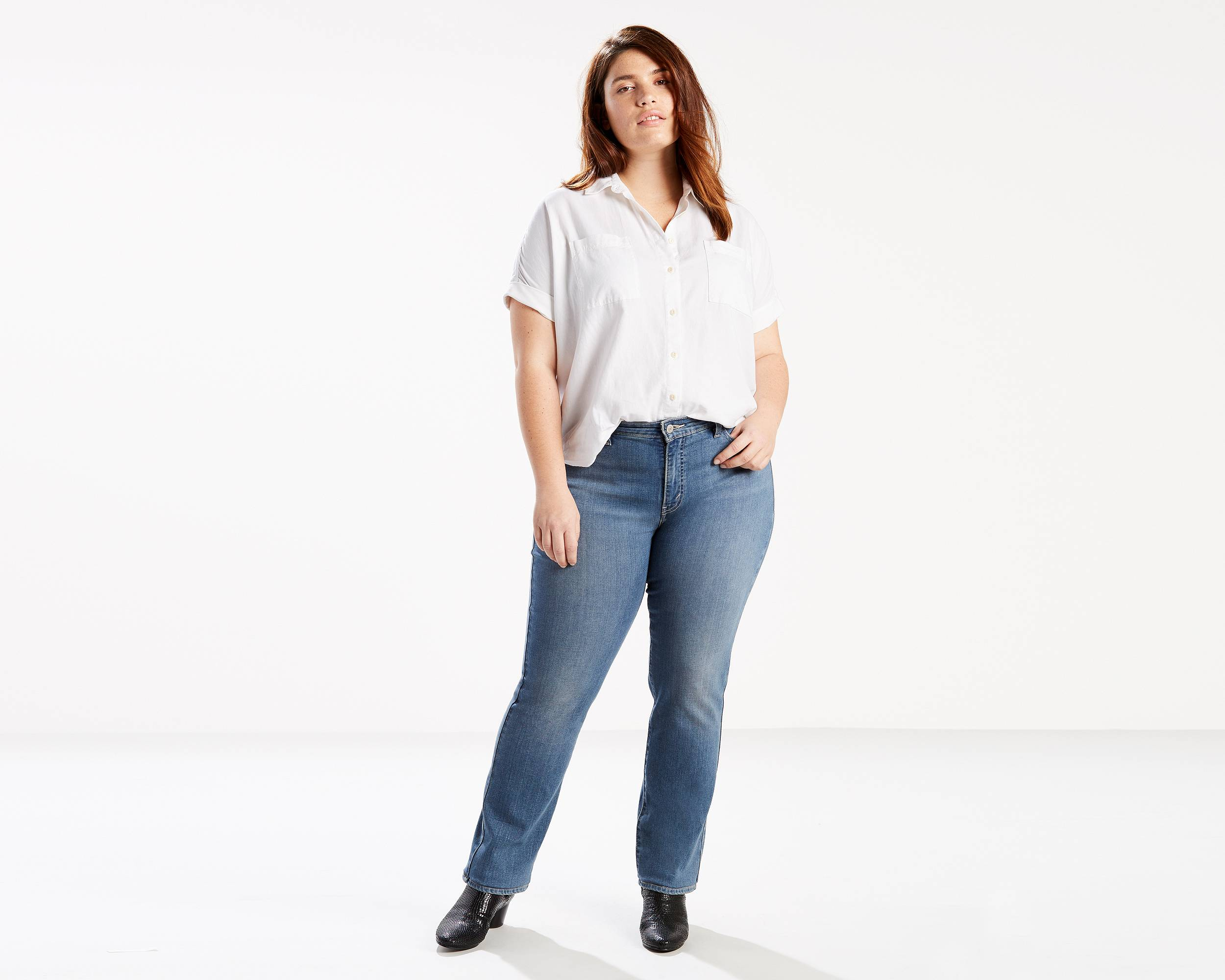 Plus Size Teen Jeans 79