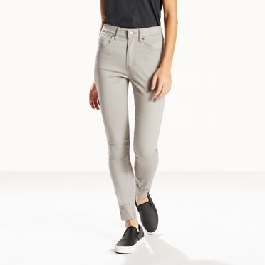 Levi's Commuter High Rise Skinny Jeans