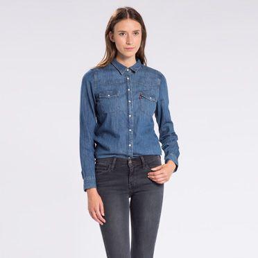 Levis-Classic Western Shirt-San Francisco Medium