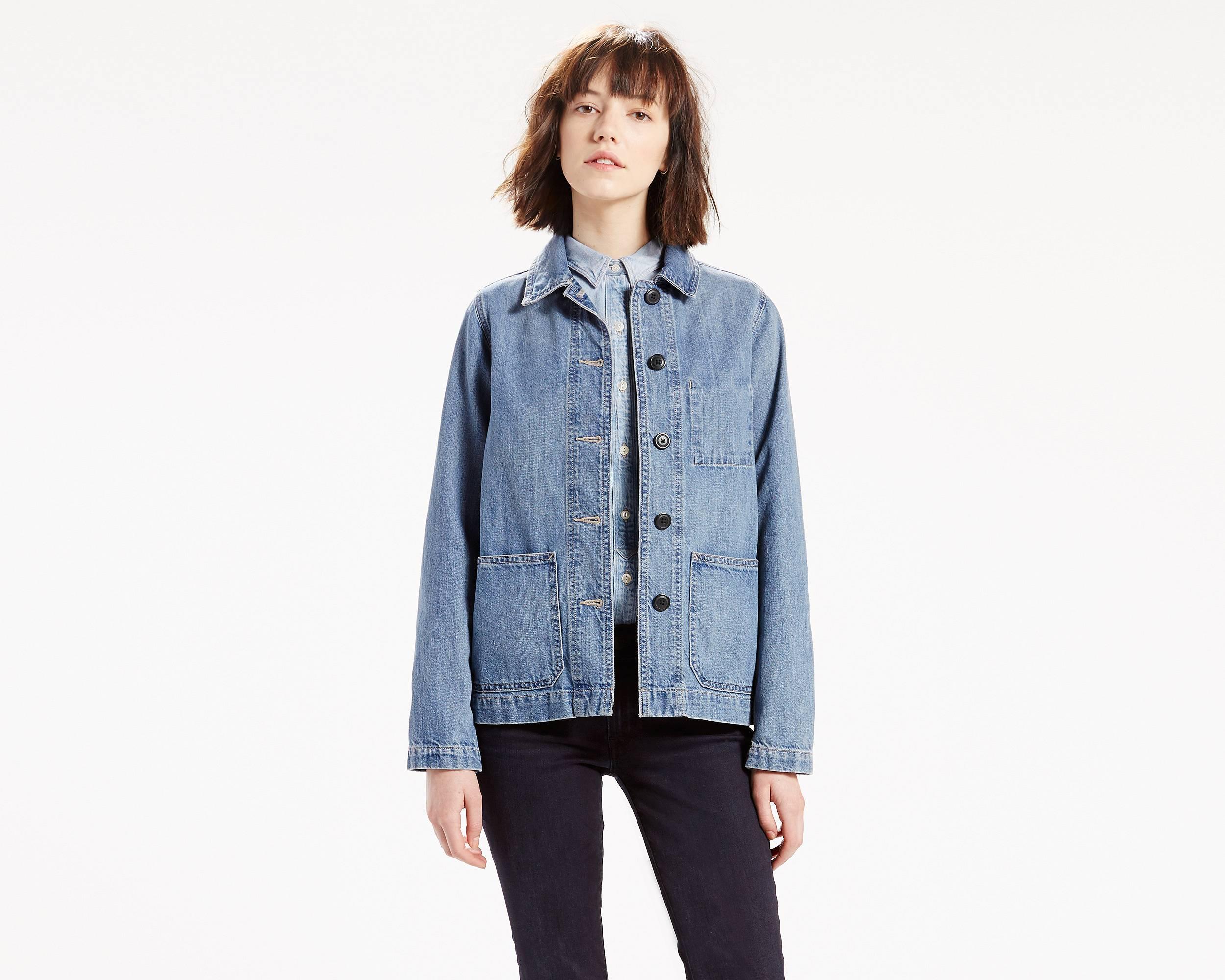 Jackets for Women - Shop Women's Casual Jackets | Levi's®