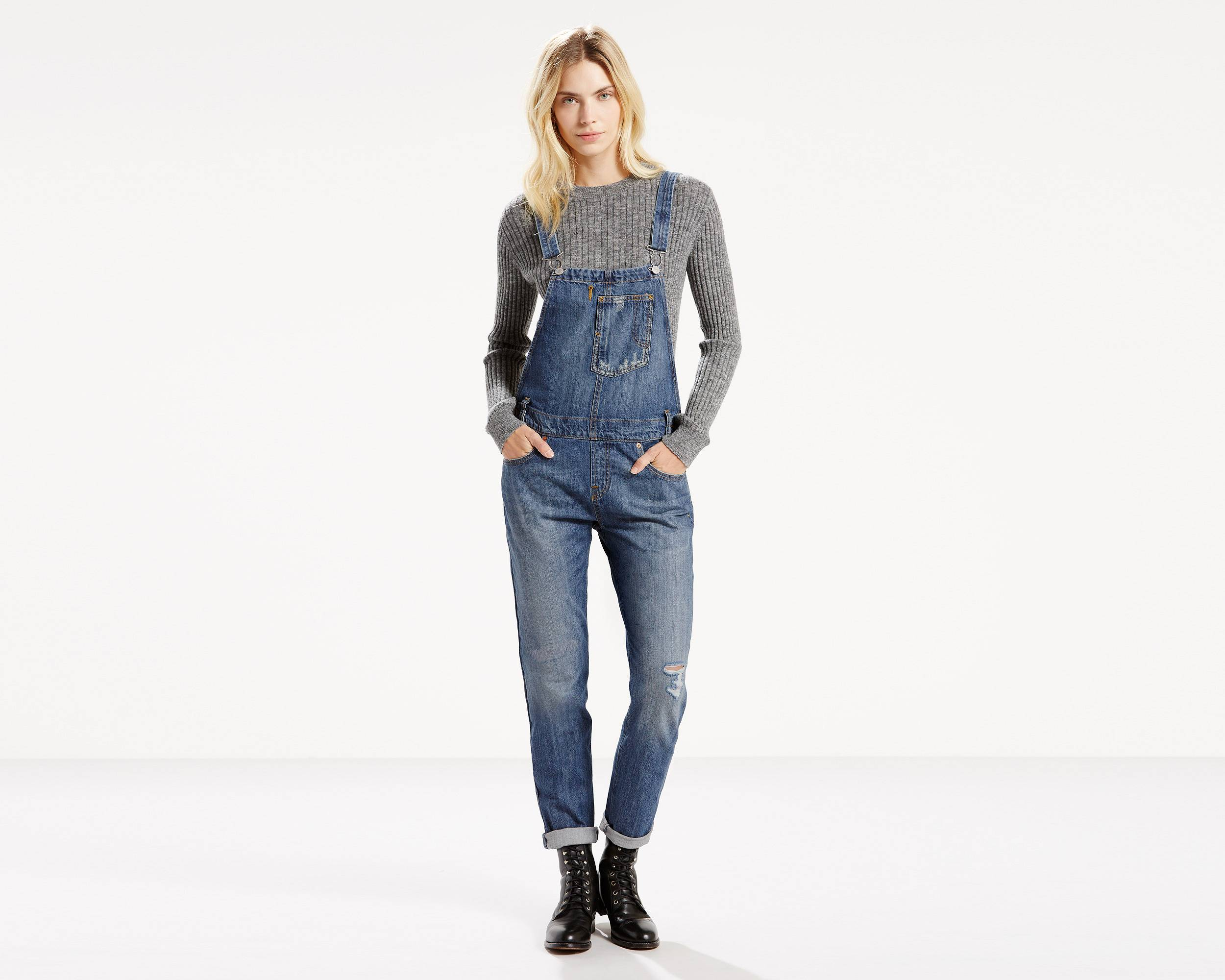 Overalls For Women - Shop Women's Denim Overalls | Levi's®