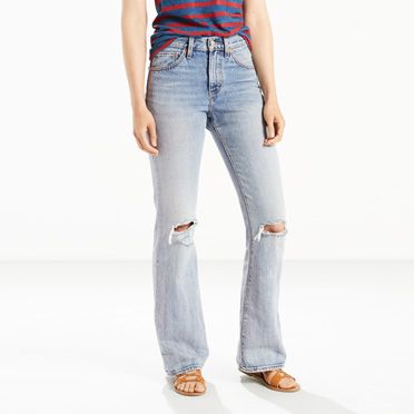 Flare Jeans - Shop Retro Inspired Women's Flare Jeans | Levi's®