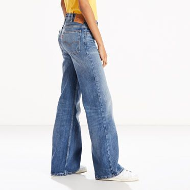 Vintage Wide Leg Jeans | Sing-a-Long |Levi's® United States (US)