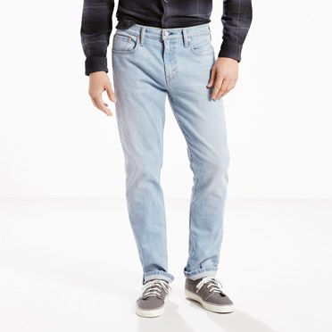Men's Slim & Regular Tapered Jeans | Levi's 512 & 502 | Levi's®
