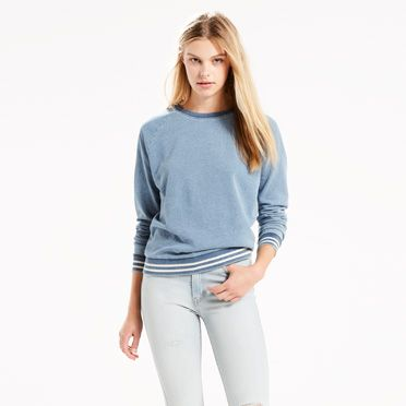 Boyfriend Crewneck Sweatshirt at Levi's in Daytona Beach, FL | Tuggl
