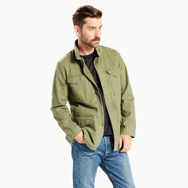 Men's Jackets - Shop Denim Jackets for Men | Levi's®