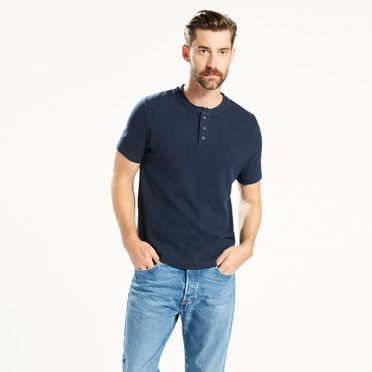 Refined Henley at Levi's in Daytona Beach, FL | Tuggl