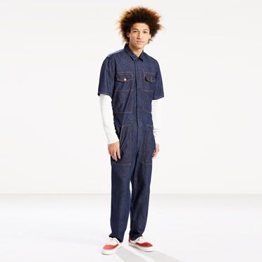 Orange Tab Coverall at Levi's in Daytona Beach, FL | Tuggl