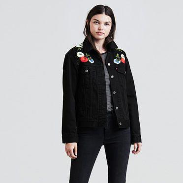 Jean Jackets | Denim Jackets for Women | Levi's®