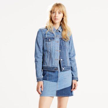Jean Jackets for Women - Shop the Denim Trucker   Levi&39s®