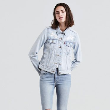 Jean Jackets | Denim Jackets for Women | Levi's®