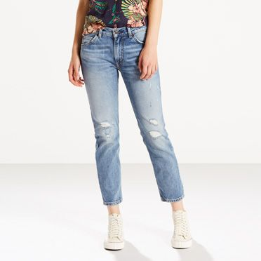 Distressed Jeans - Shop Ripped Jeans for Women | Levi's®