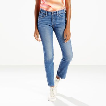 Slim Jeans for Women - Shop Slim Straight Jeans | Levi&39s®