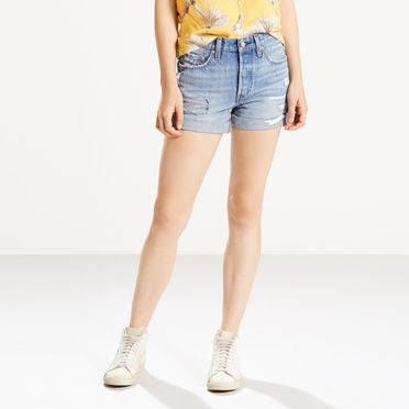 Levis® 501 Shorts | Women | Levi's® United States (US)