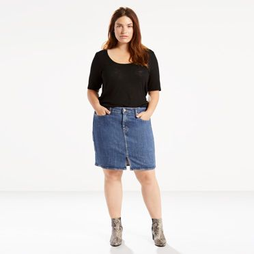Plus Size &amp Petite Denim Clothing - Extended Sizes | Levi&39s®