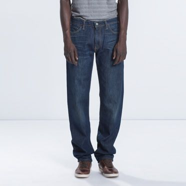 """Levis-504™ Regular Straight Jeans-Low Sierra"""