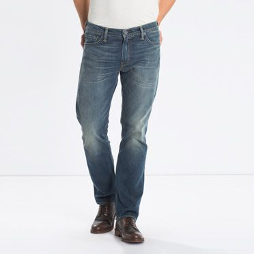 """Levis-504™ Regular Straight Jeans-Captain Patrick"""