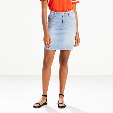 Workwear Skirt | Darkest Sky |Levi's® United States (US)