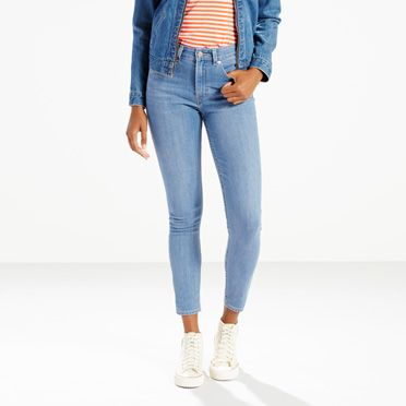 Orange Tab 721 Vintage High Rise Ankle Skinny Jeans | Another ...