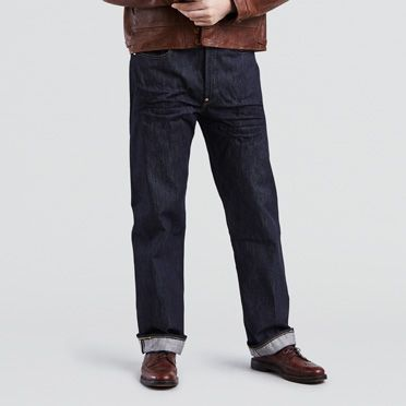 1930s Style Men's Pants 1933 501® Jeans $260.00 AT vintagedancer.com