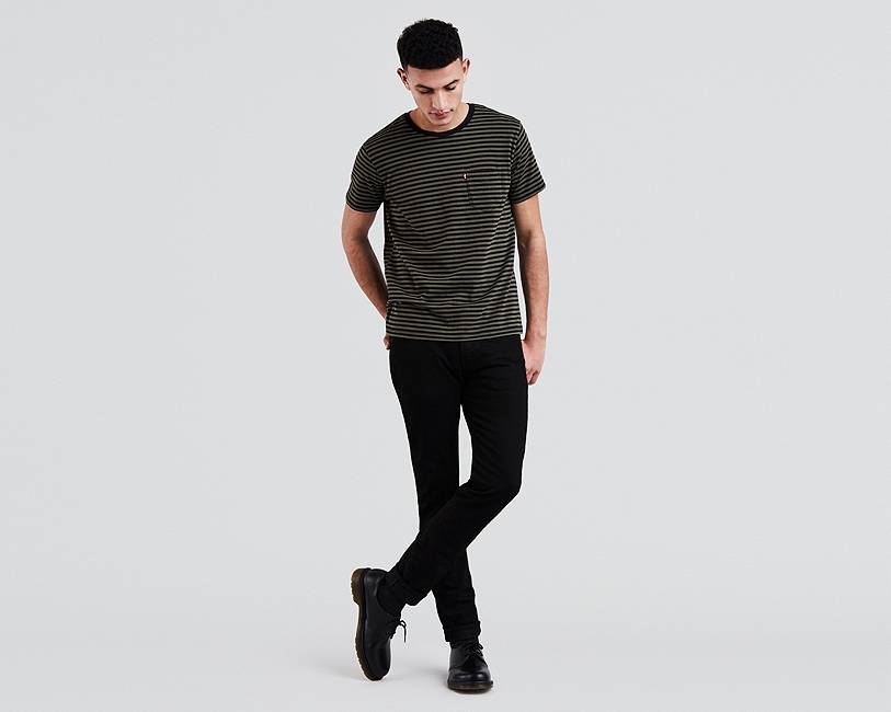 501® Skinny Stretch Jeans | Black Punk |Levi's® United States (US)