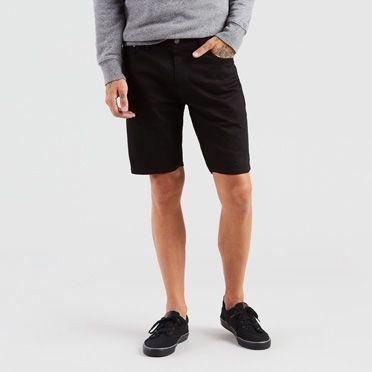 Denim shorts for men levis