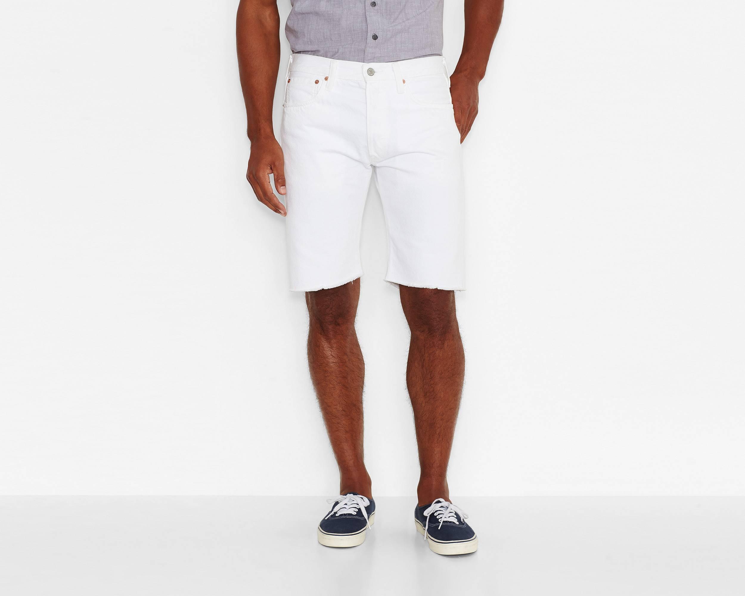 levi 39 s 501 cutoff shorts mens. Black Bedroom Furniture Sets. Home Design Ideas
