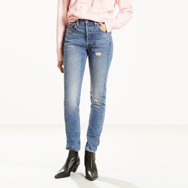 501® Altered Skinny Jeans at Levi's in Daytona Beach, FL   Tuggl