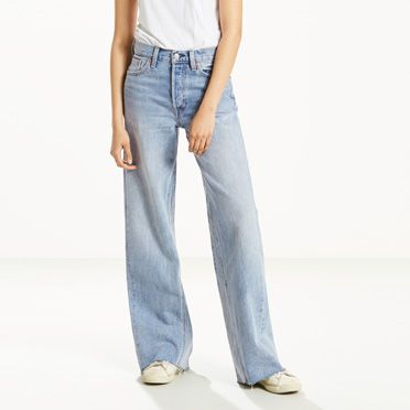 Altered Wide Leg Jeans | Wide Eyes |Levi's® United States (US)