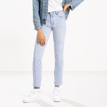 501® Skinny Altered Vintage Jeans at Levi's in Daytona Beach, FL | Tuggl