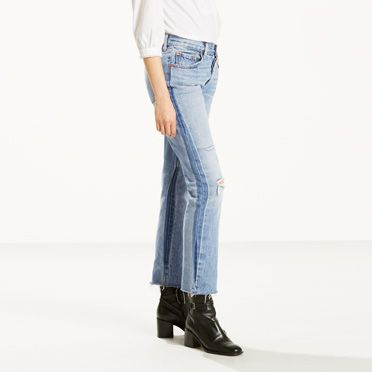 501® Cropped Jeans for Women at Levi's in Daytona Beach, FL | Tuggl