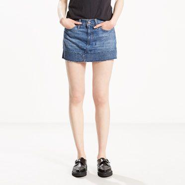 Seamed Mini Skirt at Levi's in Daytona Beach, FL | Tuggl