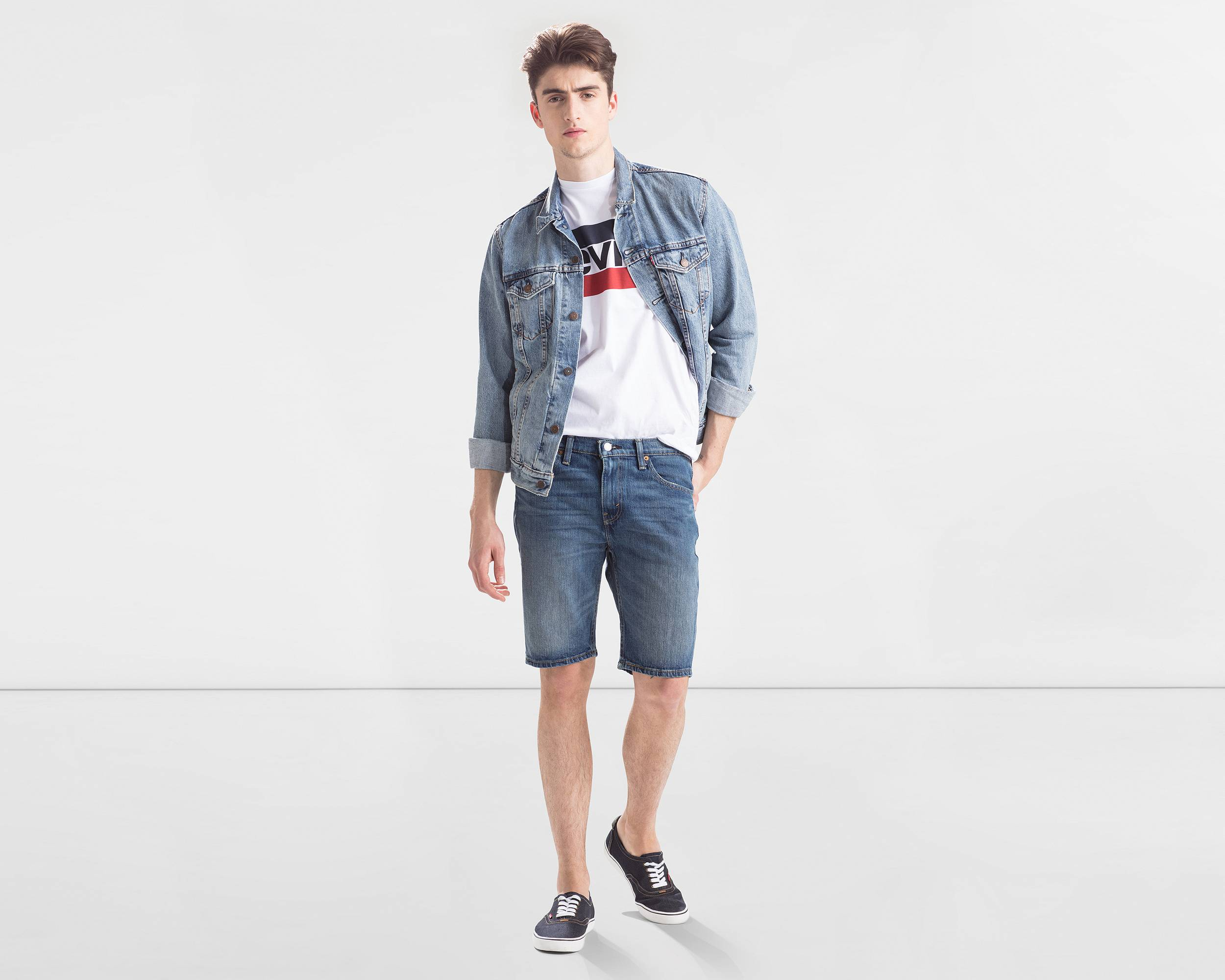 Levi's® 511 Shorts - Shop Slim Fit Shorts for Men | Levi's®