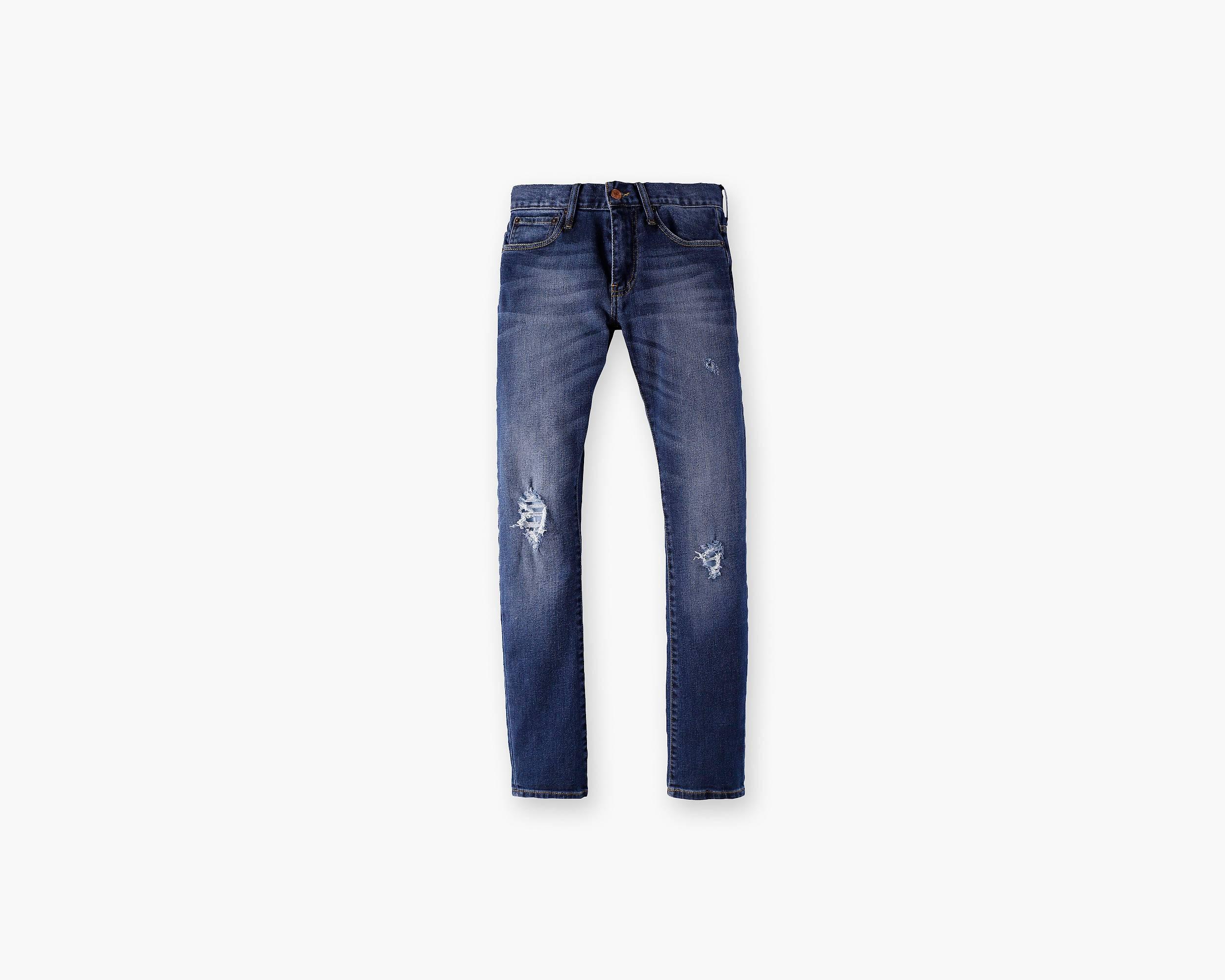 boys 520 extreme taper fit jeans denim levi 39 s great. Black Bedroom Furniture Sets. Home Design Ideas